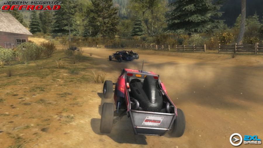 Jeremy McGrath's Offroad Review - Screenshot 3 of 3