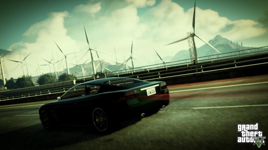 Grand Theft Auto V Review - Screenshot 5 of 8