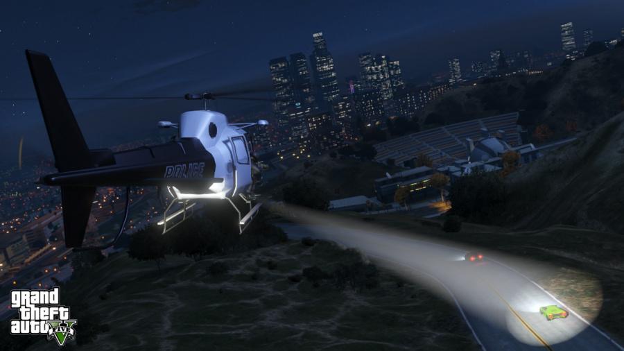 Grand Theft Auto V Review - Screenshot 2 of 8