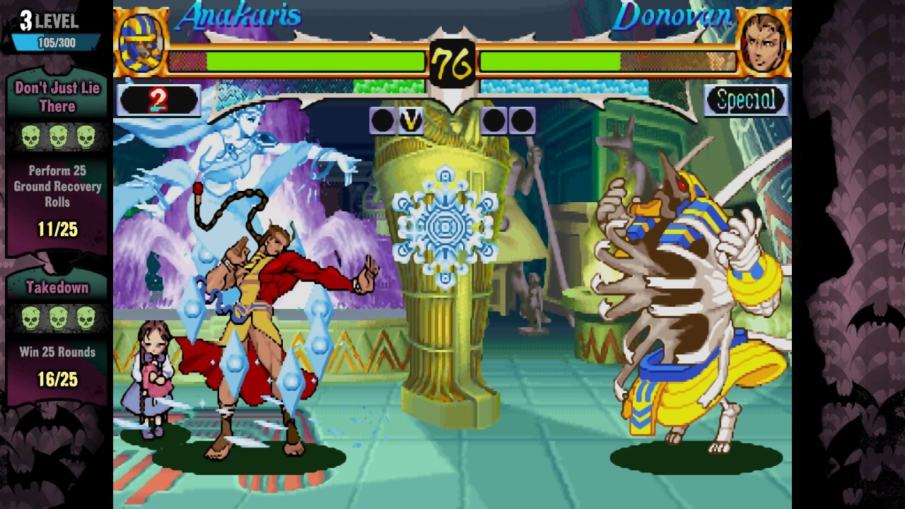 Darkstalkers Resurrection Review (PS3) | Push Square