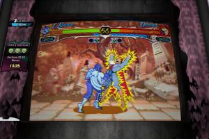 Darkstalkers Resurrection Screenshot