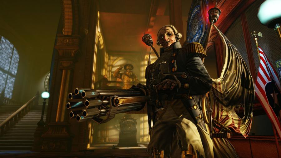 BioShock Infinite Review - Screenshot 4 of 6