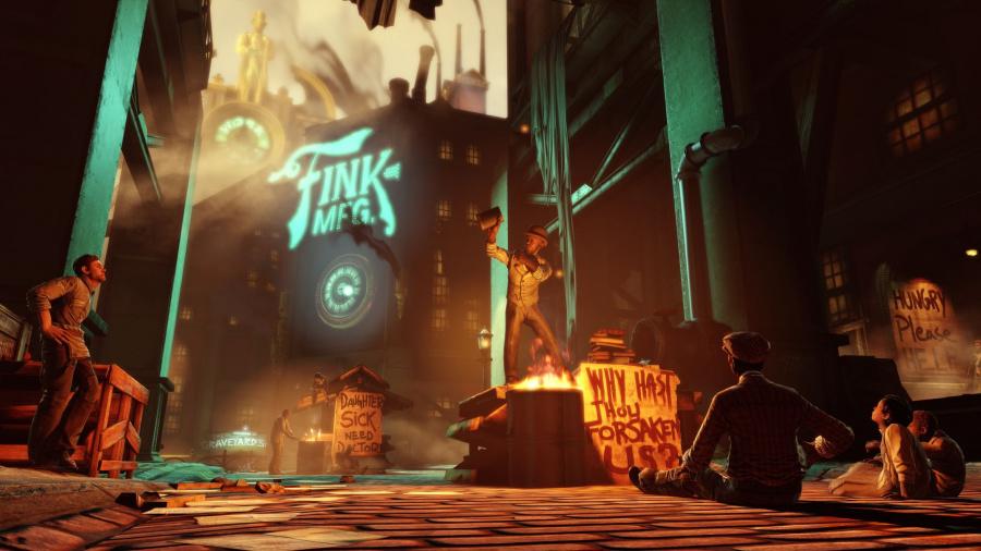 BioShock Infinite Review - Screenshot 1 of 6