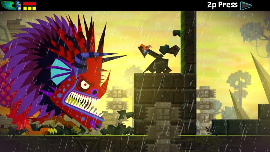 Guacamelee! Review - Screenshot 1 of 6
