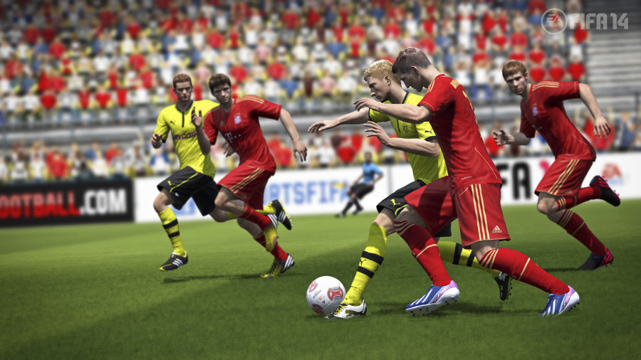 FIFA 14 Review - Screenshot 1 of 4
