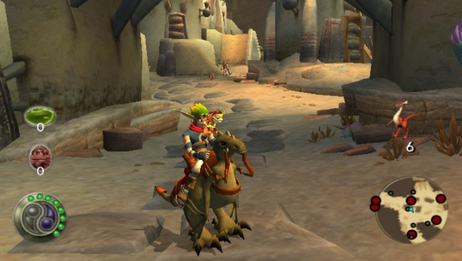 Jak & Daxter Collection Review - Screenshot 1 of 4