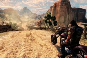 Ride to Hell: Retribution Screenshot