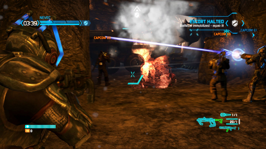 Lost Planet 3 Review - Screenshot 5 of 7
