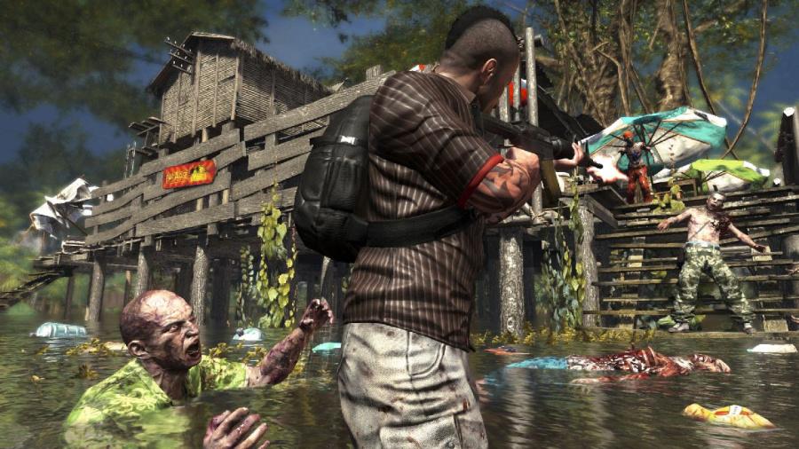 Dead Island: Riptide Review - Screenshot 1 of 4