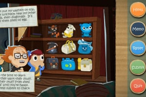 Jacob Jones and the Bigfoot Mystery: Episode One - A Bump in the Night Screenshot