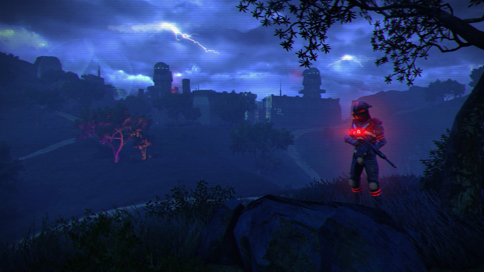 Far Cry 3 Blood Dragon Review Ps3 Push Square
