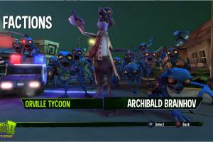 Zombie Tycoon 2: Brainhov's Revenge Screenshot