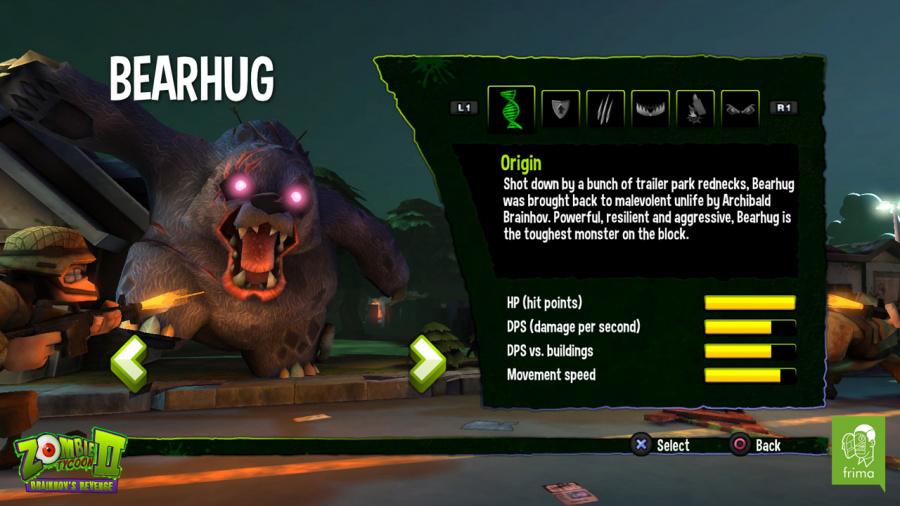 Zombie Tycoon 2: Brainhov's Revenge Review - Screenshot 2 of 5