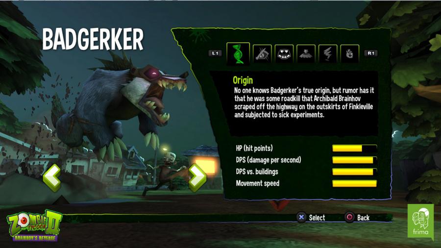 Zombie Tycoon 2: Brainhov's Revenge Review - Screenshot 1 of 5