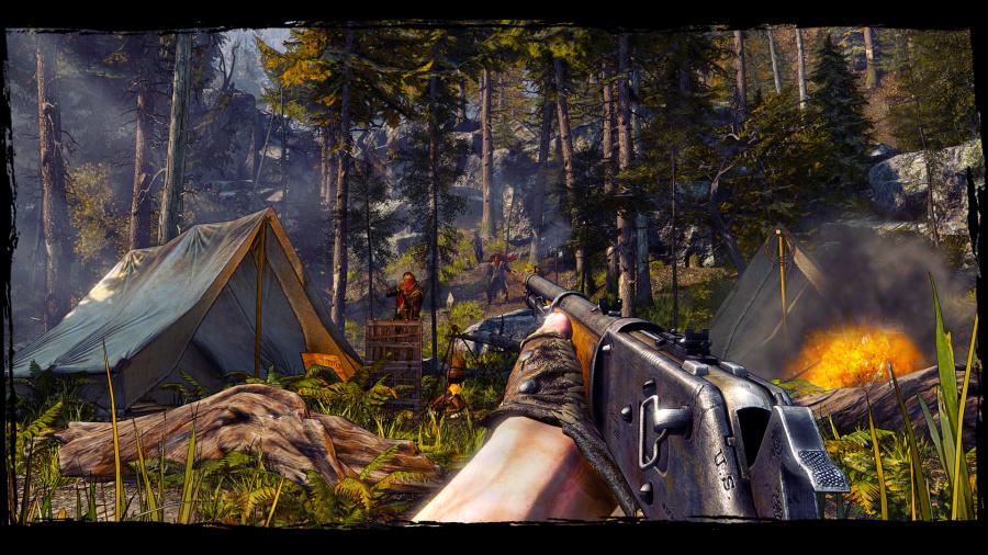 Call of Juarez: Gunslinger Review - Screenshot 1 of 4