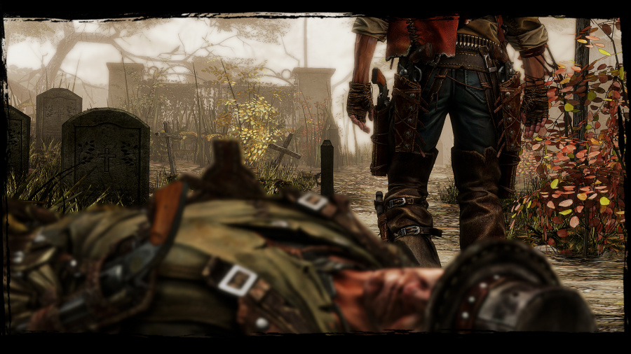 Call of Juarez: Gunslinger Review - Screenshot 4 of 4