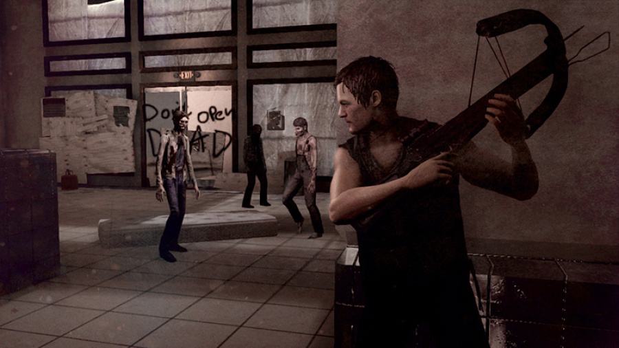The Walking Dead: Survival Instinct Review - Screenshot 3 of 4