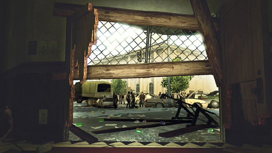 The Walking Dead: Survival Instinct Review - Screenshot 2 of 4
