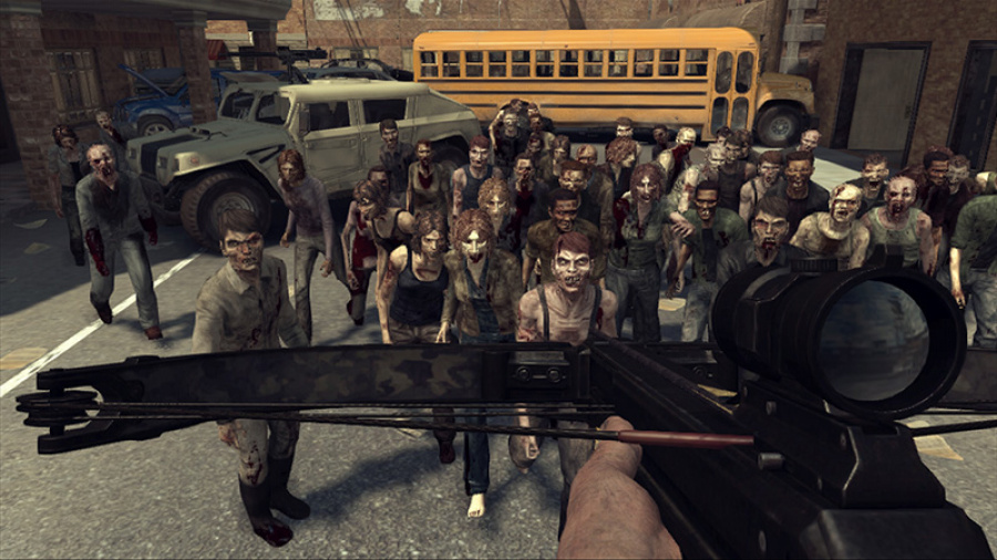The Walking Dead: Survival Instinct Review - Screenshot 3 of 4