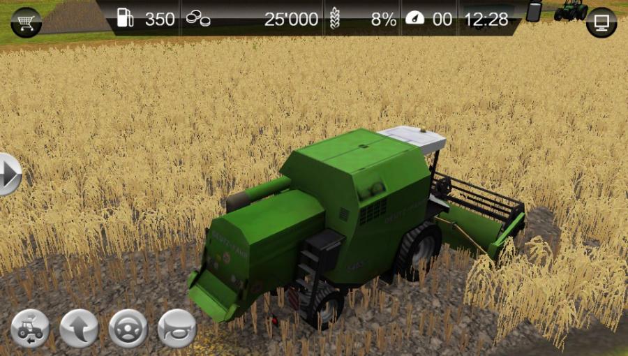 Farming Simulator Review - Screenshot 1 of 4