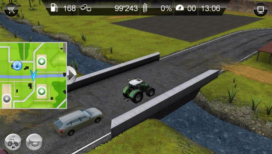Farming Simulator Review - Screenshot 2 of 4