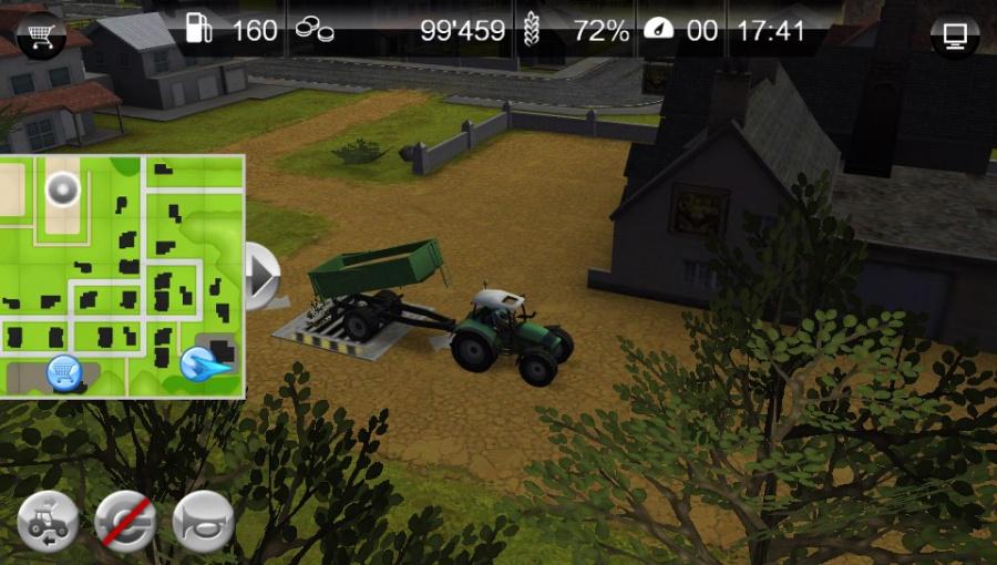 Farming Simulator Review - Screenshot 1 of 3