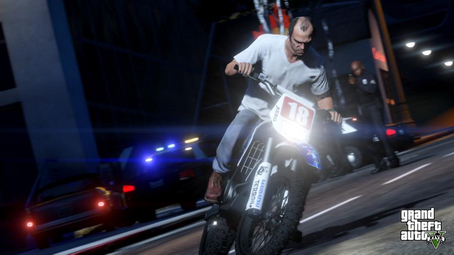Grand Theft Auto V Review - Screenshot 4 of 8