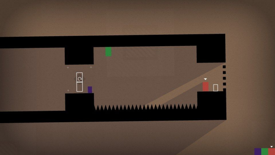 Thomas Was Alone Review - Screenshot 2 of 3