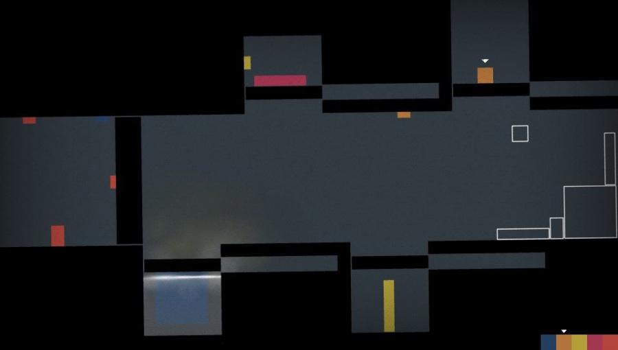 Thomas Was Alone Review - Screenshot 1 of 3
