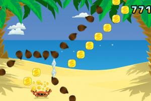 Coconut Dodge Revitalised Screenshot