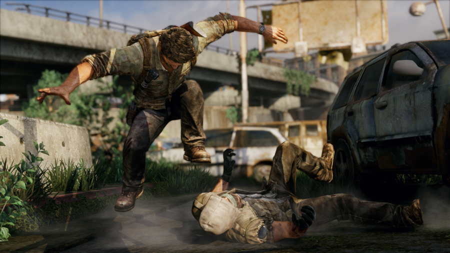The Last of Us Review - Screenshot 1 of 9