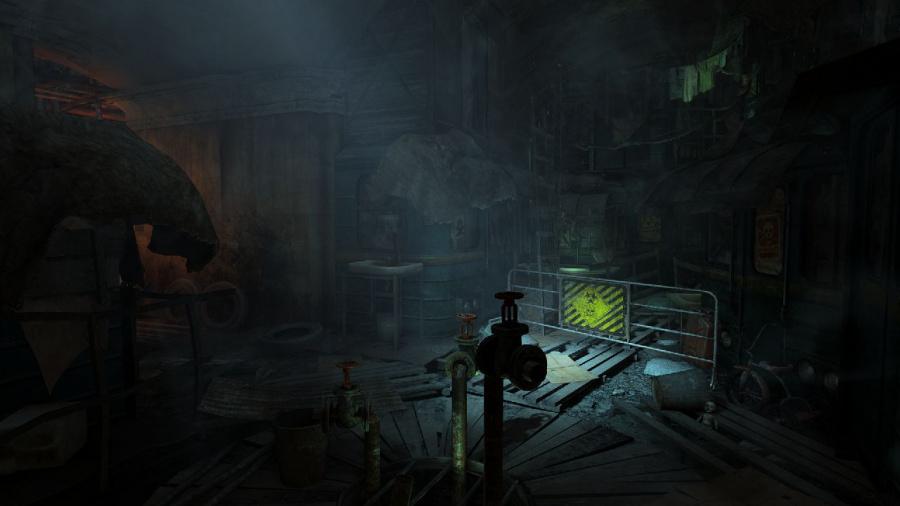 Metro: Last Light Review - Screenshot 2 of 6