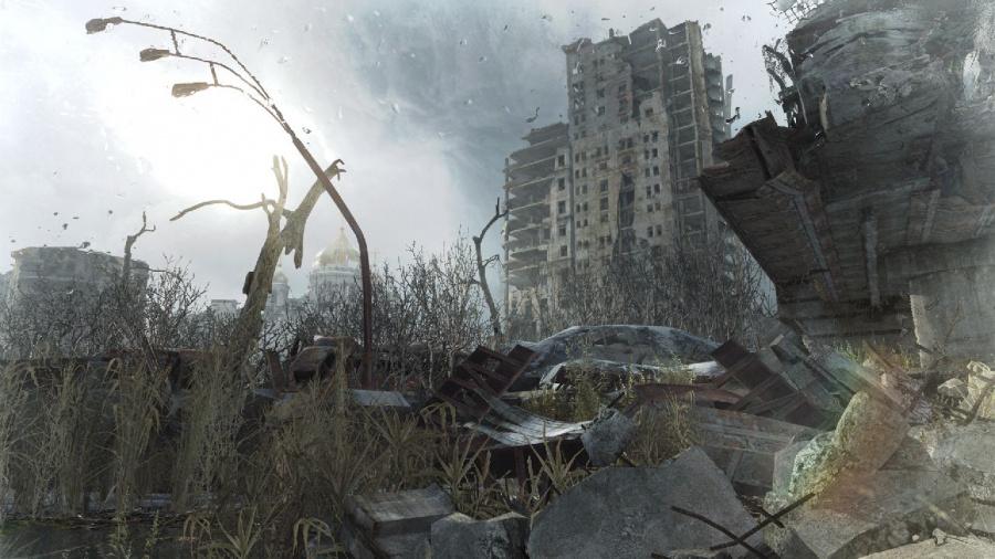 Metro: Last Light Review - Screenshot 4 of 5
