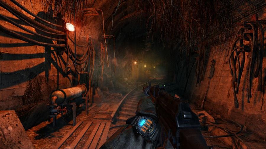 Metro: Last Light Review - Screenshot 1 of 5
