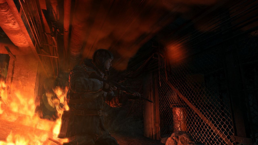 Metro: Last Light Review - Screenshot 1 of 6