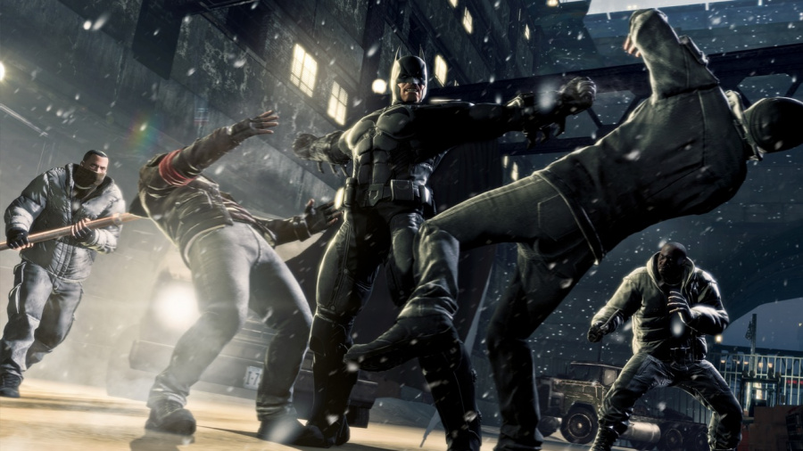 Batman: Arkham Origins Review - Screenshot 3 of 5