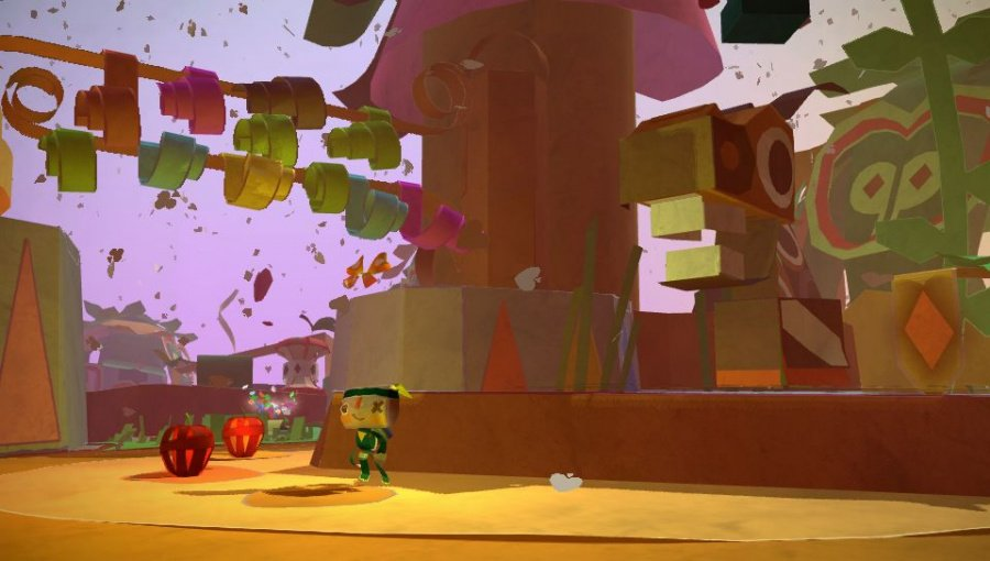 Tearaway Review - Screenshot 2 of 6
