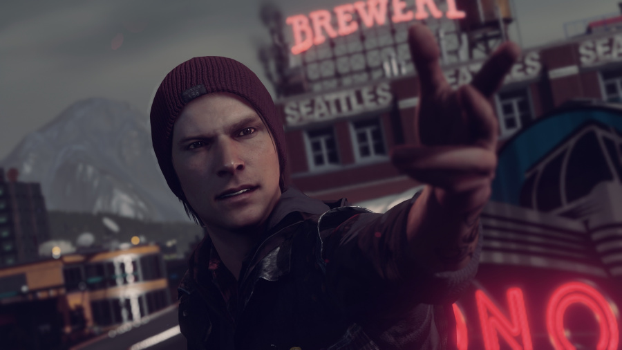 inFAMOUS: Second Son Review - Screenshot 1 of 6