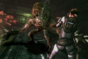 Resident Evil: Revelations Screenshot
