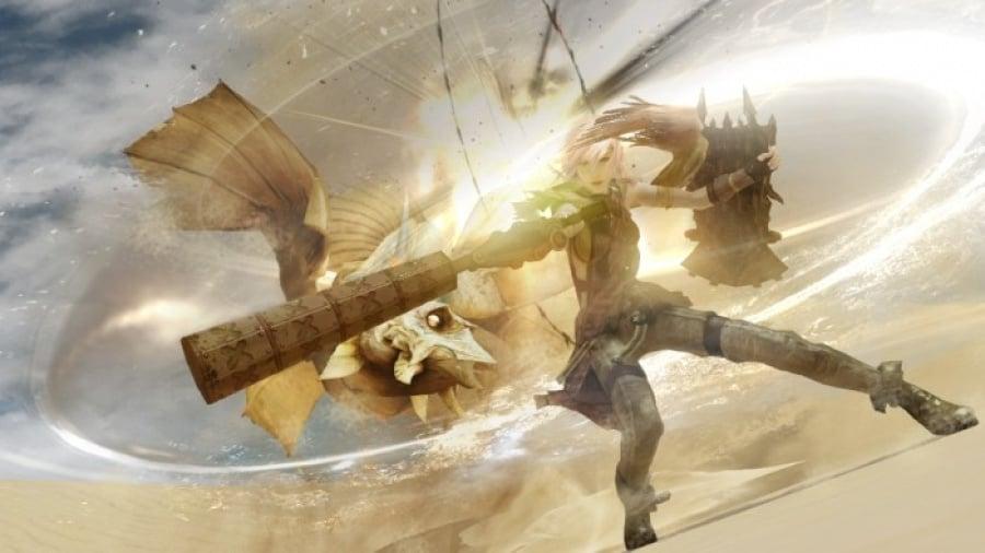 Lightning Returns: Final Fantasy XIII Review - Screenshot 1 of 7