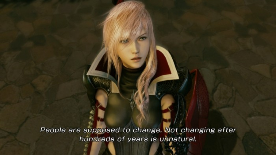 Lightning Returns: Final Fantasy XIII Review - Screenshot 2 of 7