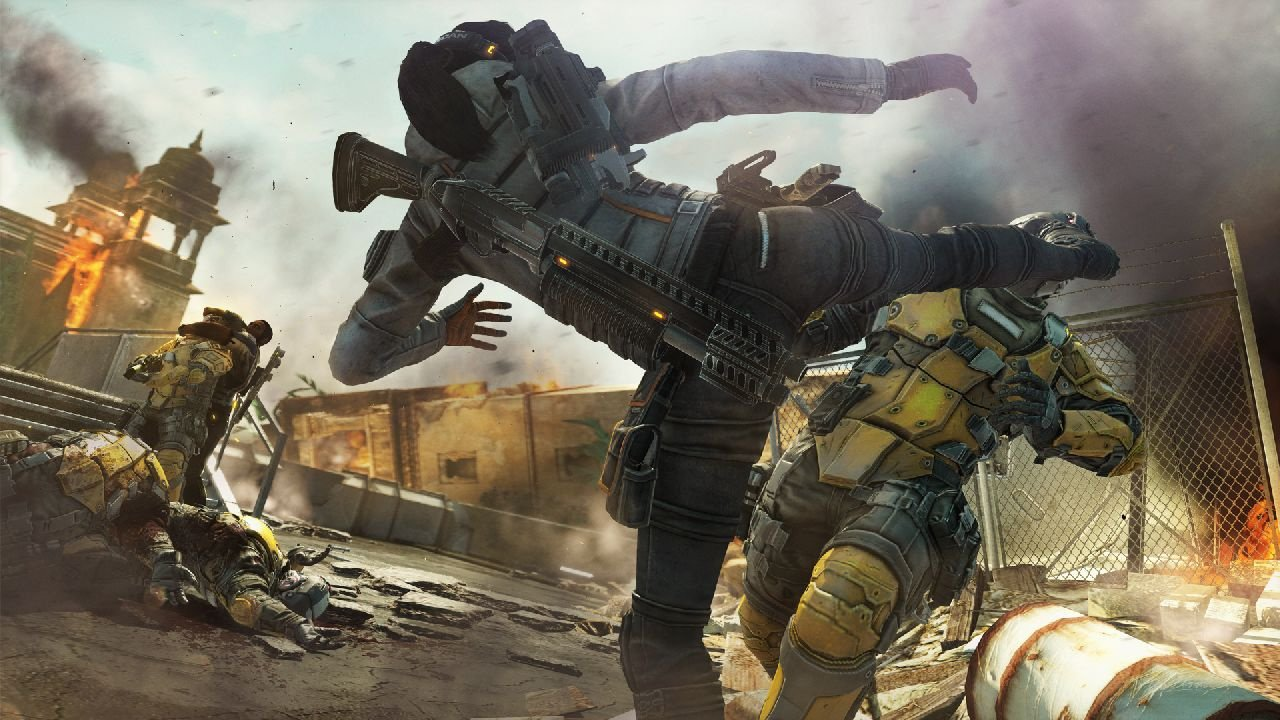 Fuse Xbox 360 Multiplayer : Fuse review ps push square