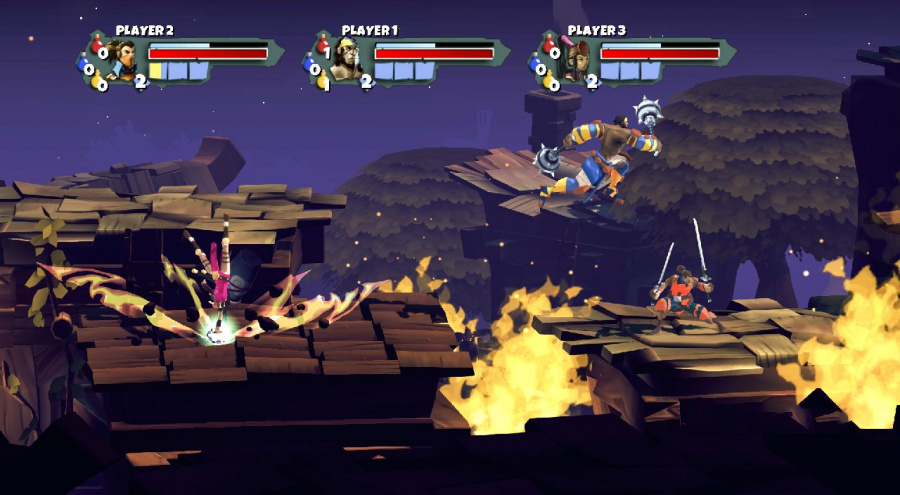 Sacred Citadel Review - Screenshot 3 of 6