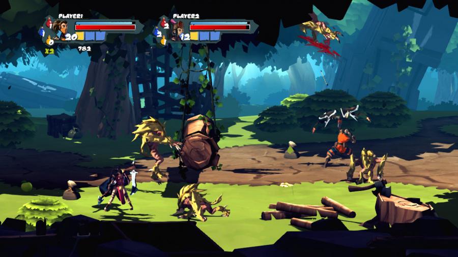 Sacred Citadel Review - Screenshot 4 of 6