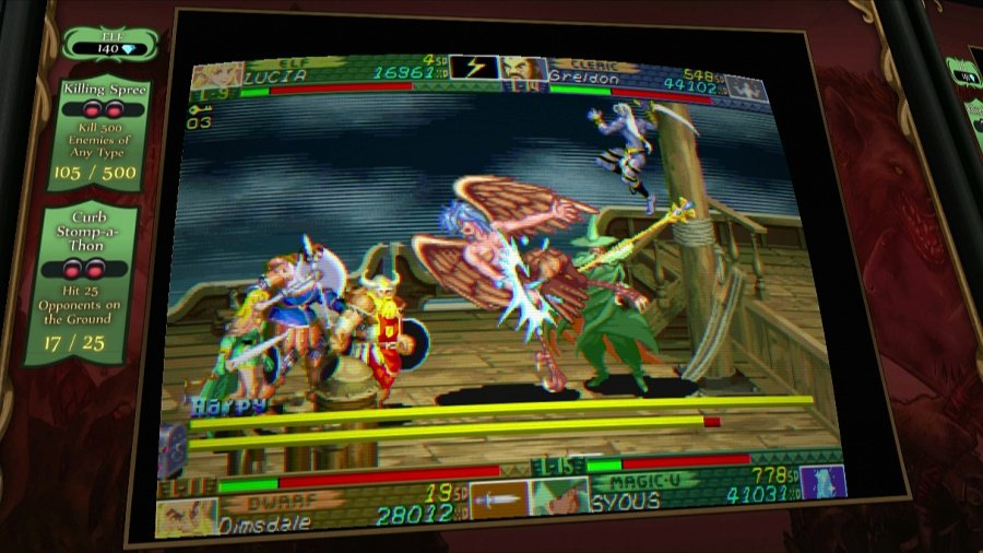 Dungeons & Dragons Chronicles of Mystara HD Review - Screenshot 5 of 7