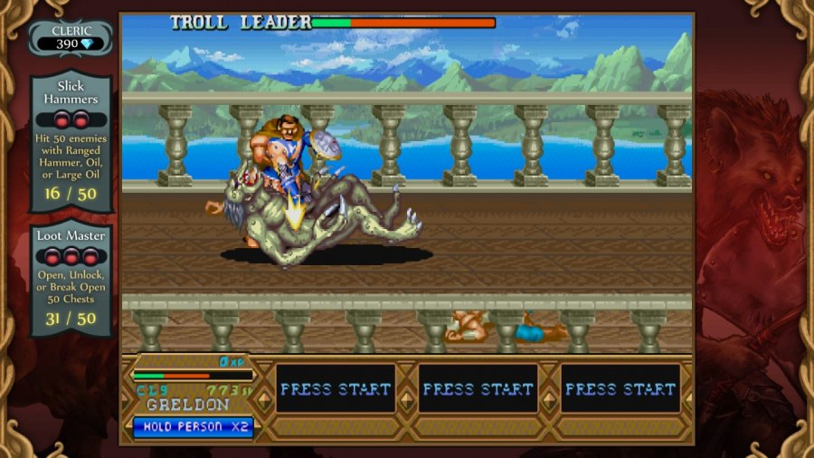 Dungeons & Dragons Chronicles of Mystara HD Review - Screenshot 7 of 7