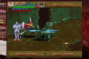Dungeons & Dragons Chronicles of Mystara HD Screenshot