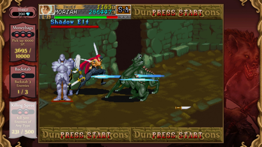 Dungeons & Dragons Chronicles of Mystara HD Review - Screenshot 6 of 7