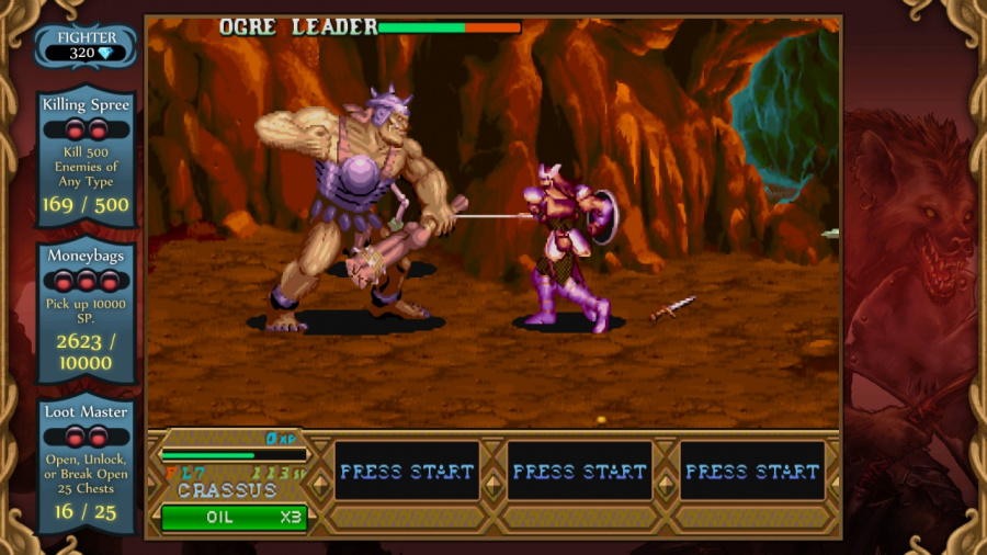 Dungeons & Dragons Chronicles of Mystara HD Review - Screenshot 2 of 7