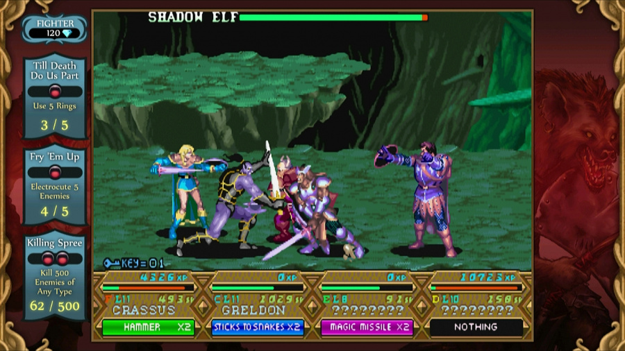 Dungeons & Dragons Chronicles of Mystara HD Review - Screenshot 7 of 7